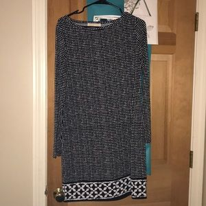 Michael Kors Nezla Border dress in medium